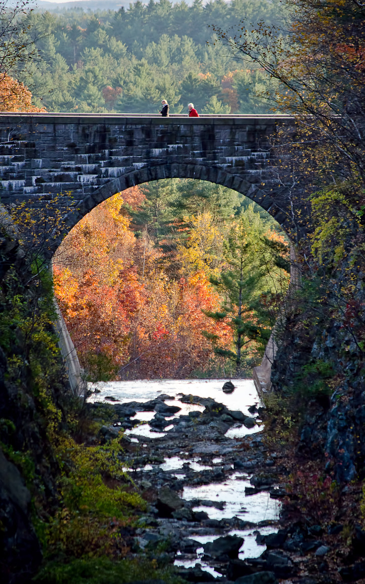 Photograph Bridge at Quabbin by Mark Cherrington on 500px