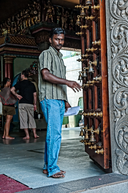 Photograph Hindu devotee by Johan Van Hurck on 500px