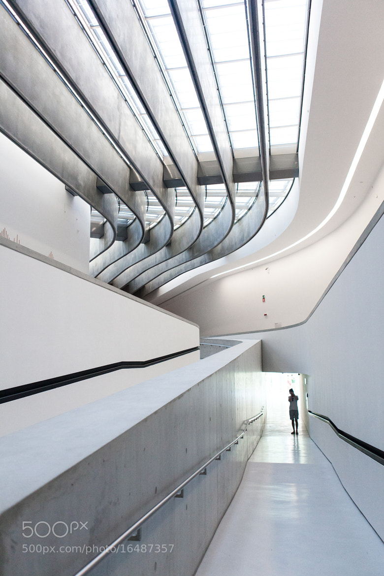 Photograph MAXXI by Sophie Su on 500px