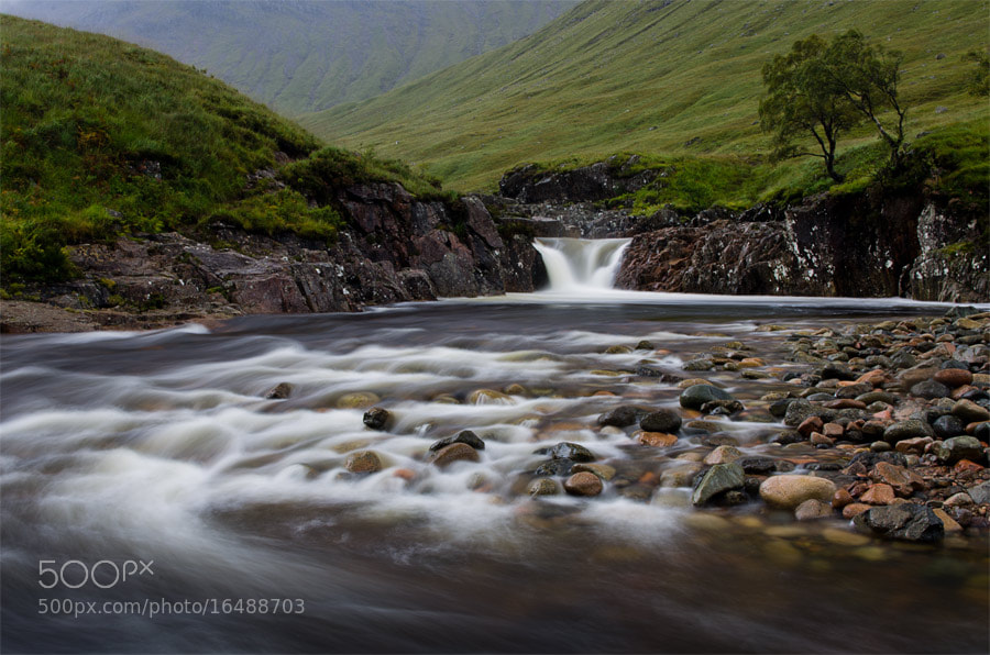 Photograph Glen Etive by Chris Jones on 500px