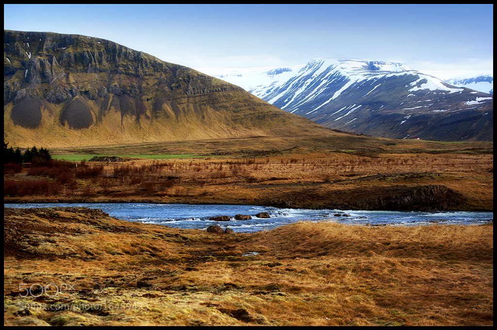 Photograph North of Reykjavik, Iceland II by Jack Torcello on 500px