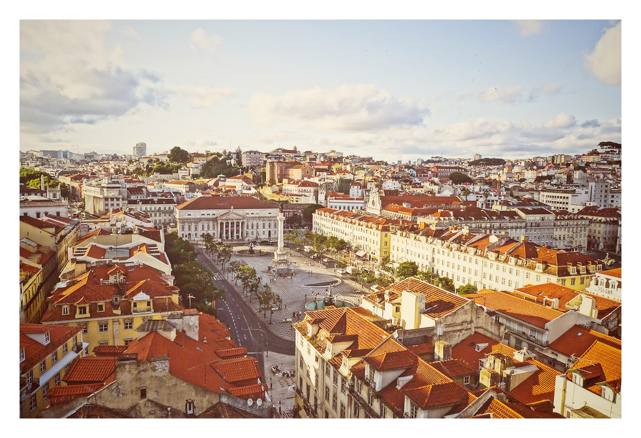 Photograph Rossio by Nuno Zuzarte on 500px