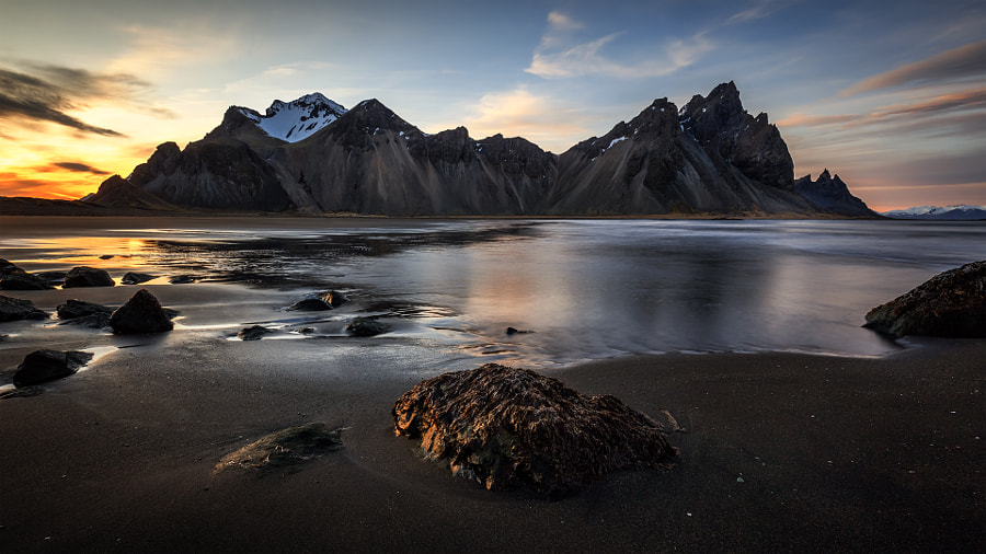 After sunset by Sus Bogaerts