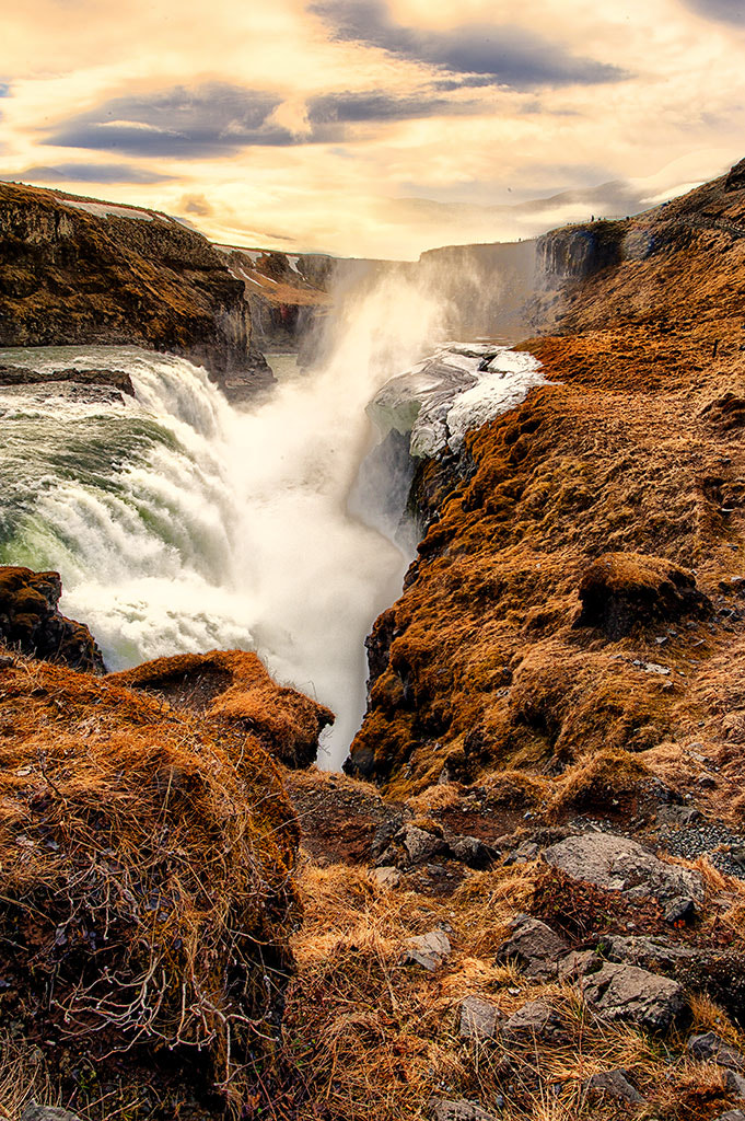 Photograph Gulfoss Waterfall Iceland by Jack Torcello on 500px