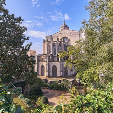 Jardines de la francesa - Girona