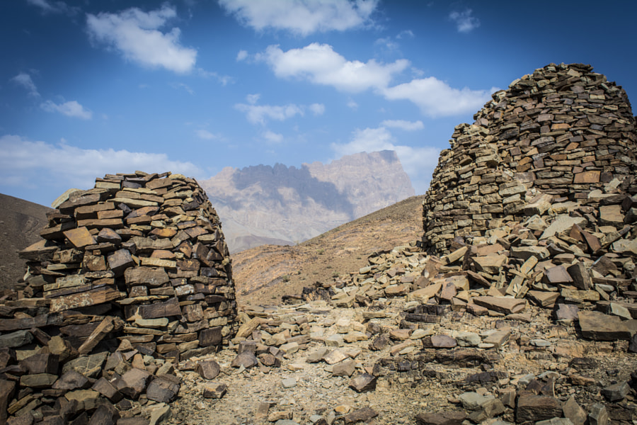 Ancient Tombs of Al Ayn, Sultanate of Oman