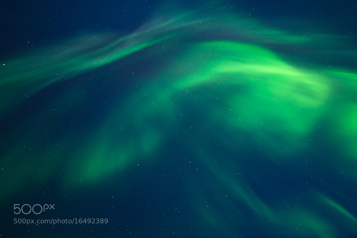 Photograph Northern Lights by Jaak Sarv on 500px