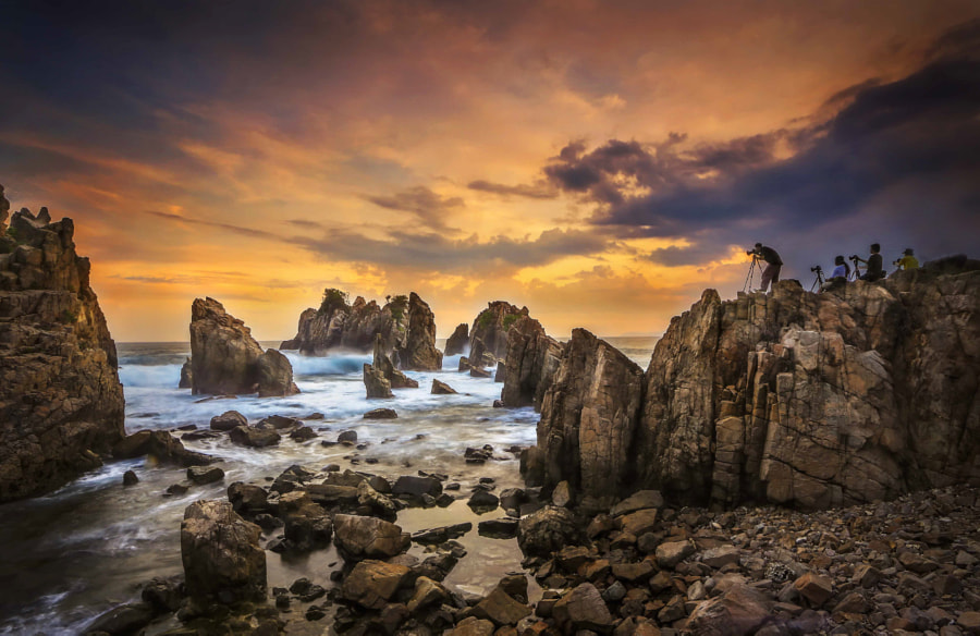 Sunset Pegadung by Ivan Lee on 500px.com