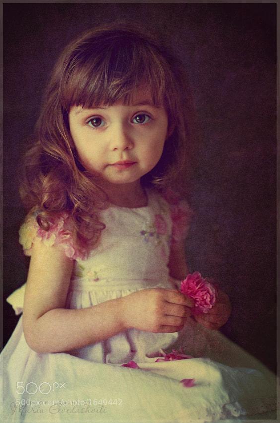 Photograph Infanta by Maria Gvedashvili on 500px