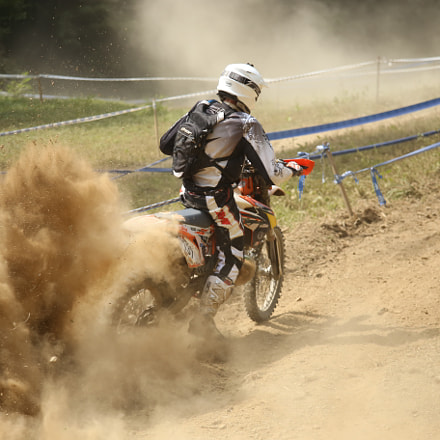 Offroad racing, Canon EOS 6D