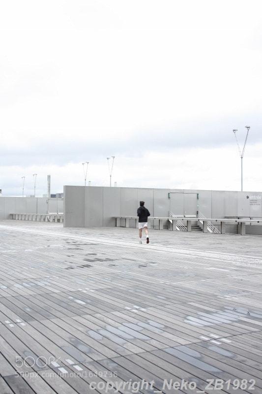 Photograph Run in Empty by Neko Footprints on 500px