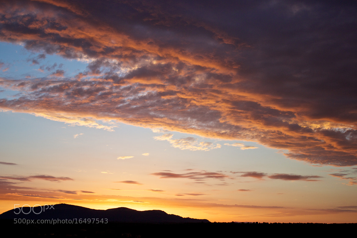 Photograph Sunset by Laurent Rouquette on 500px