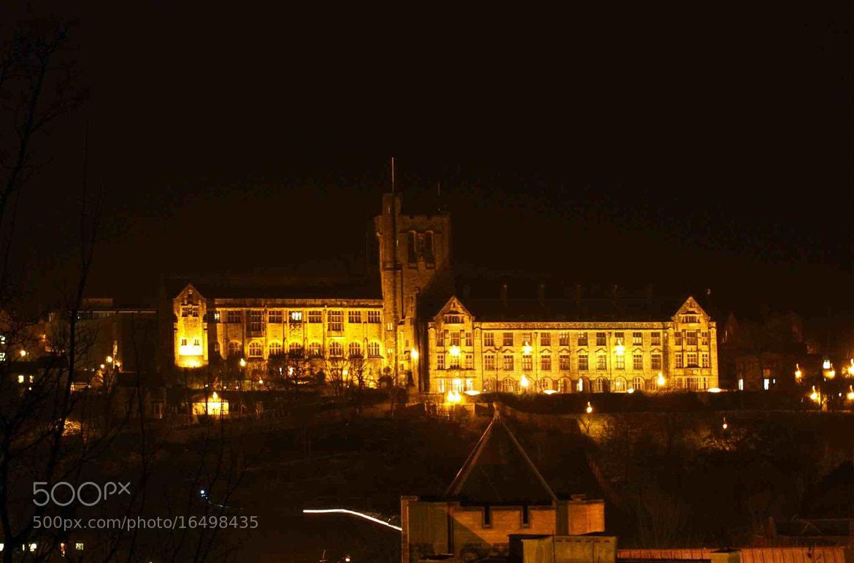 Photograph Bangor University by Jaccy Gascoyne on 500px
