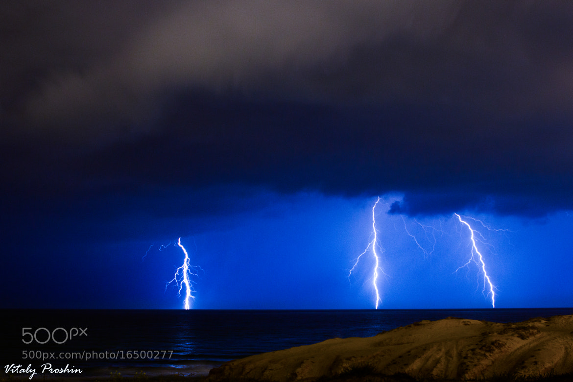 Photograph Lightning  by Vitaly Proshin on 500px