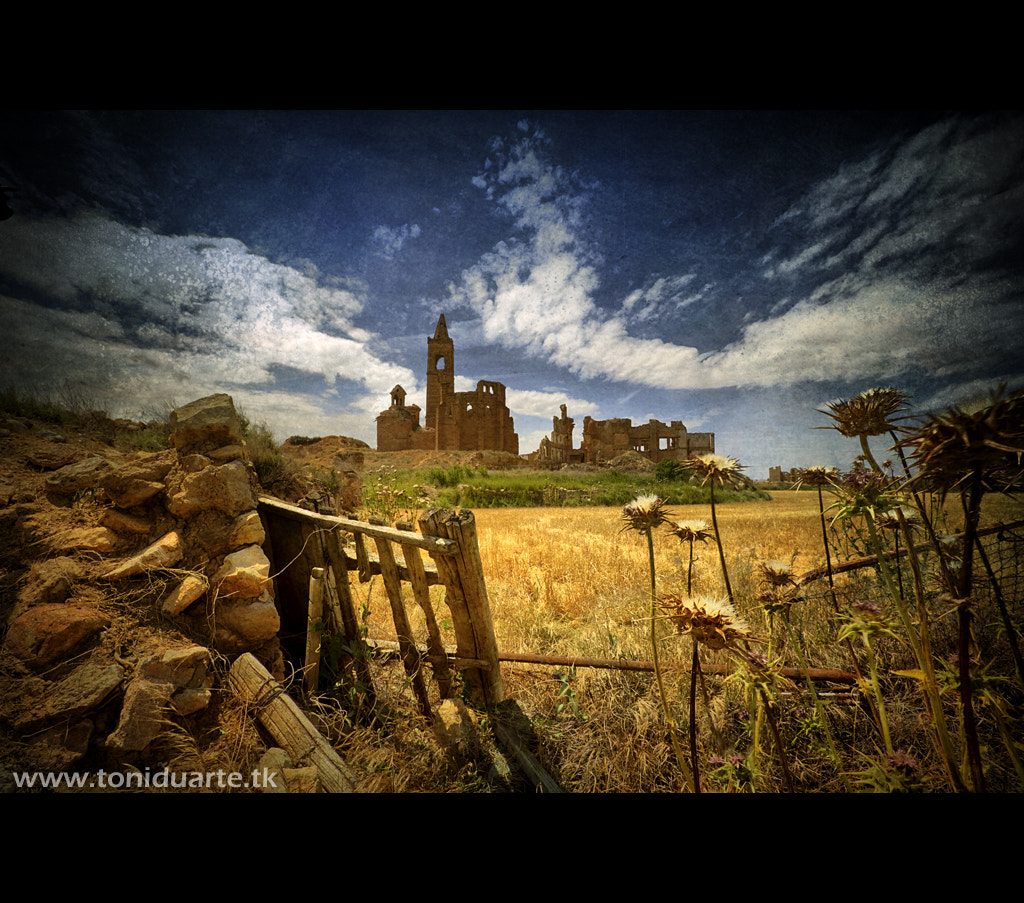 Photograph Belchite by Toni Duarte on 500px