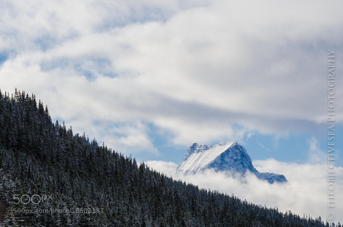 Photograph Moutain Pass by Kevin Smith on 500px