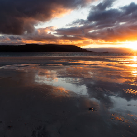 Reflecting Sand