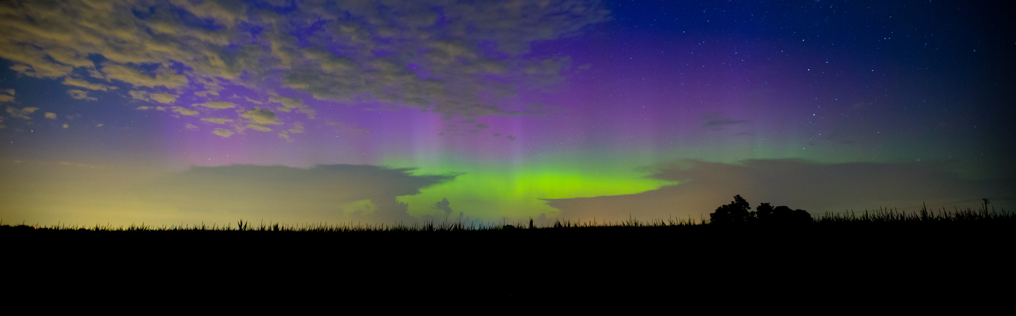Photograph Northern Lights by C. Feggestad on 500px