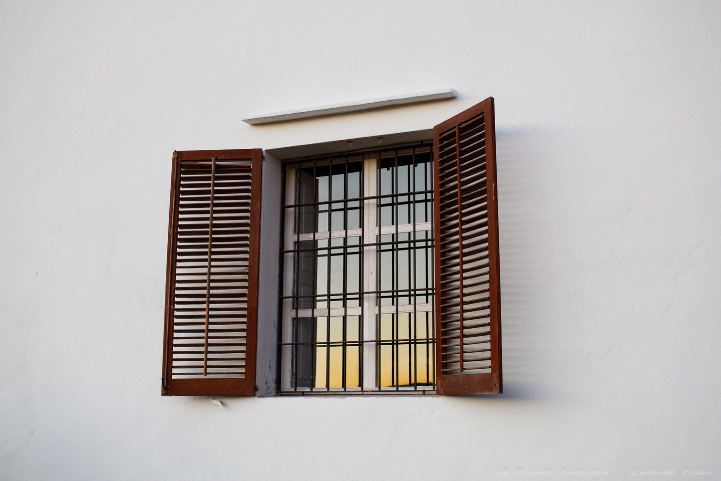 Photograph Shutters on Ibiza (Eivissa) by Russell Tammany on 500px