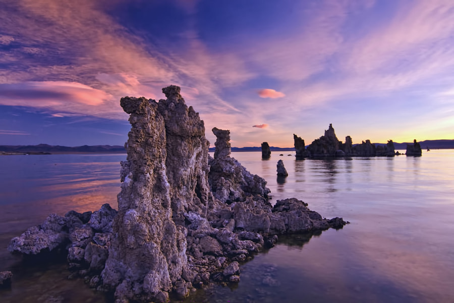 Photograph Fall Sunrise at Mono Lake by Andrew J. Lee on 500px