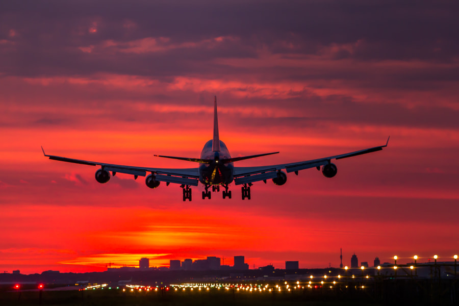 Arriving home in the early morning by Dennis Dieleman on 500px.com