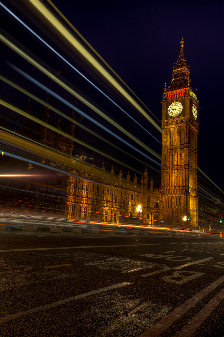 Photograph Night Lights by Chris Muir on 500px