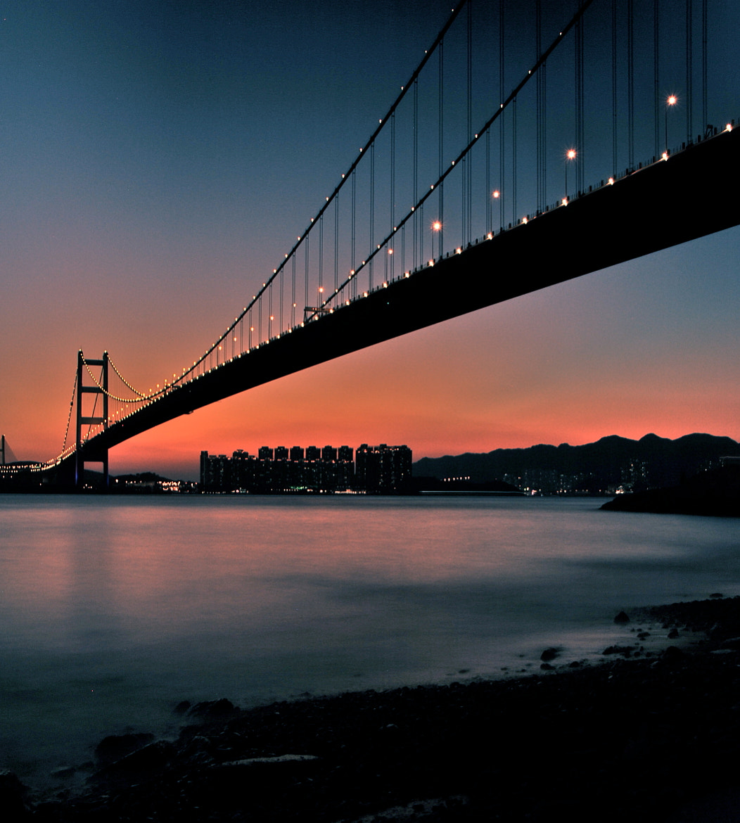 Photograph Bridge in Magic  by Linus My on 500px