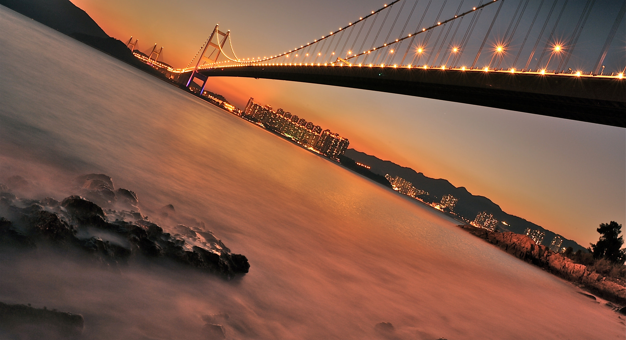 Photograph Love the Bridge  by Linus My on 500px