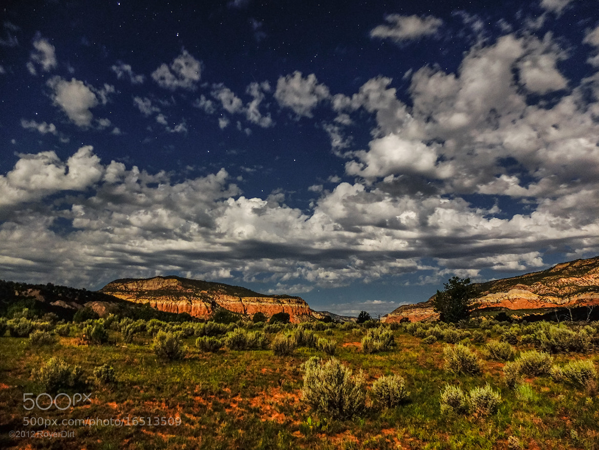 Photograph Moonlight Canyon by Royer Dirt on 500px