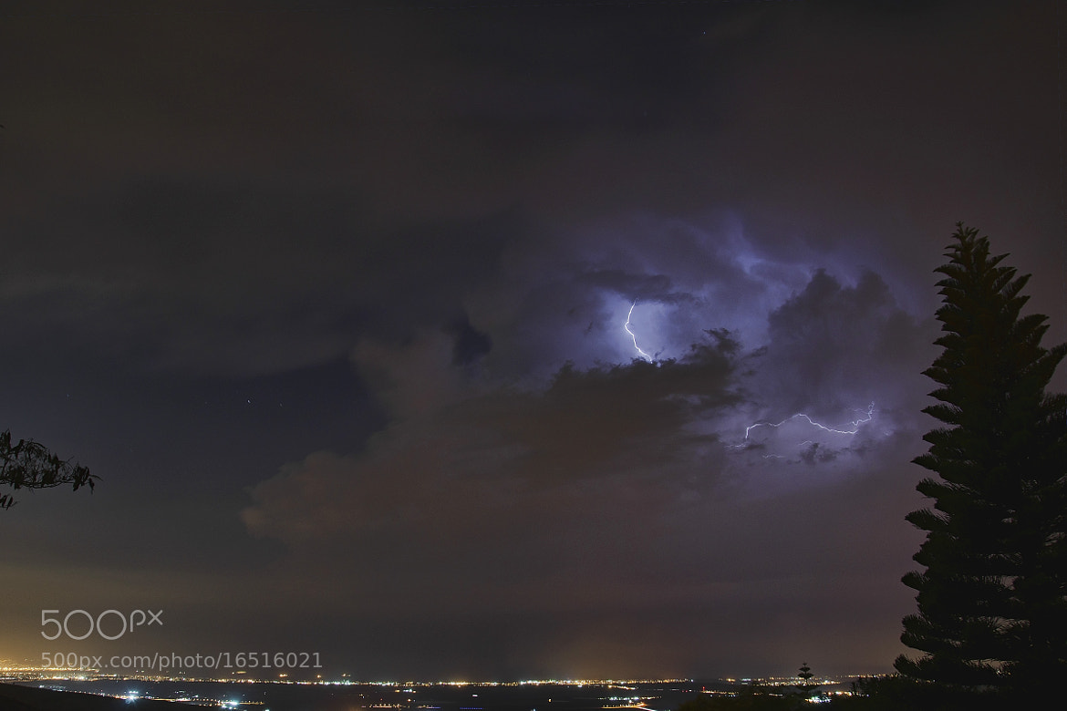 Photograph [140] Lightnings (δ) by Ricky Marek on 500px