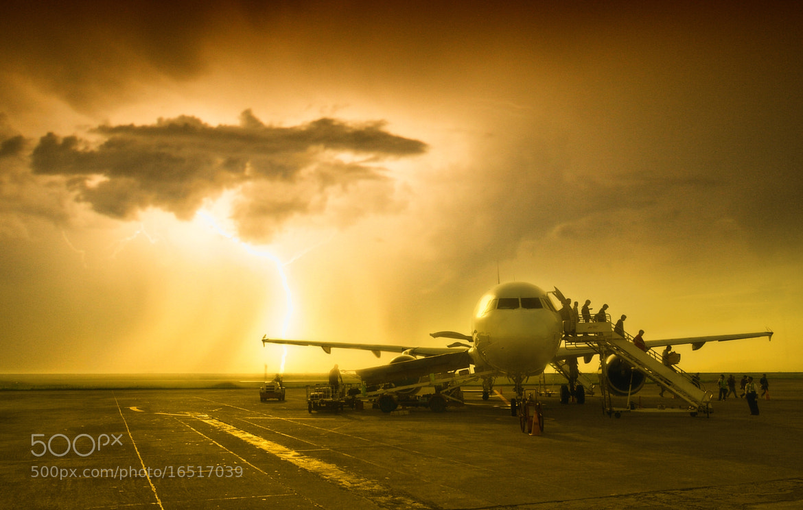 Photograph The thunderstorm by Vey Telmo on 500px