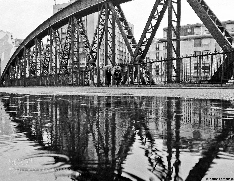 Photograph On the bridge by Joanna Lemanska on 500px
