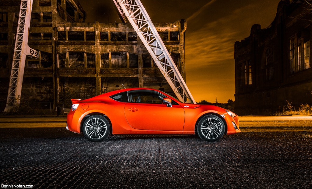 Photograph Toyota GT86. by Dennis  Noten on 500px