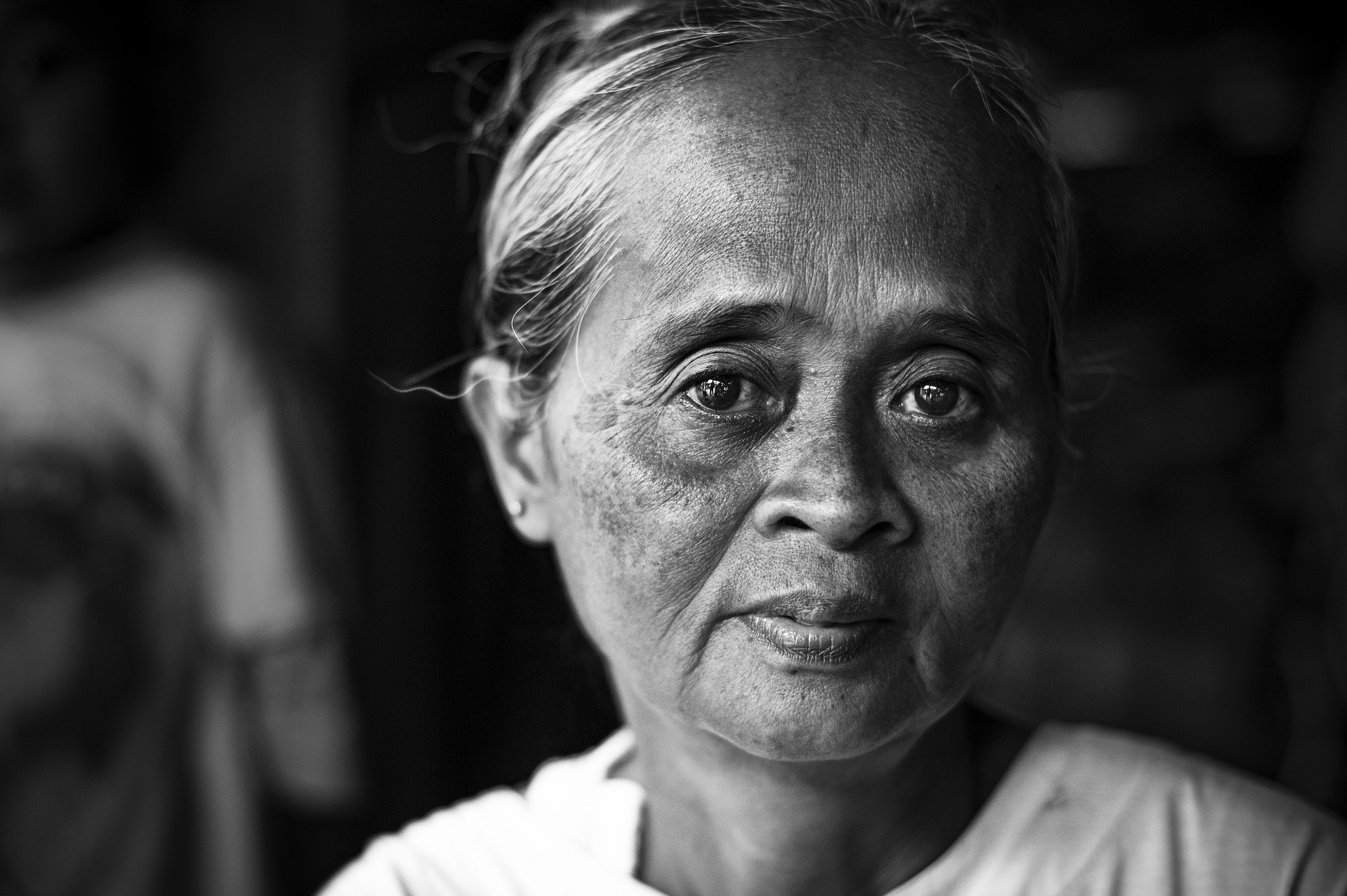 Photograph the grandmother by Rio Krisna Murti on 500px