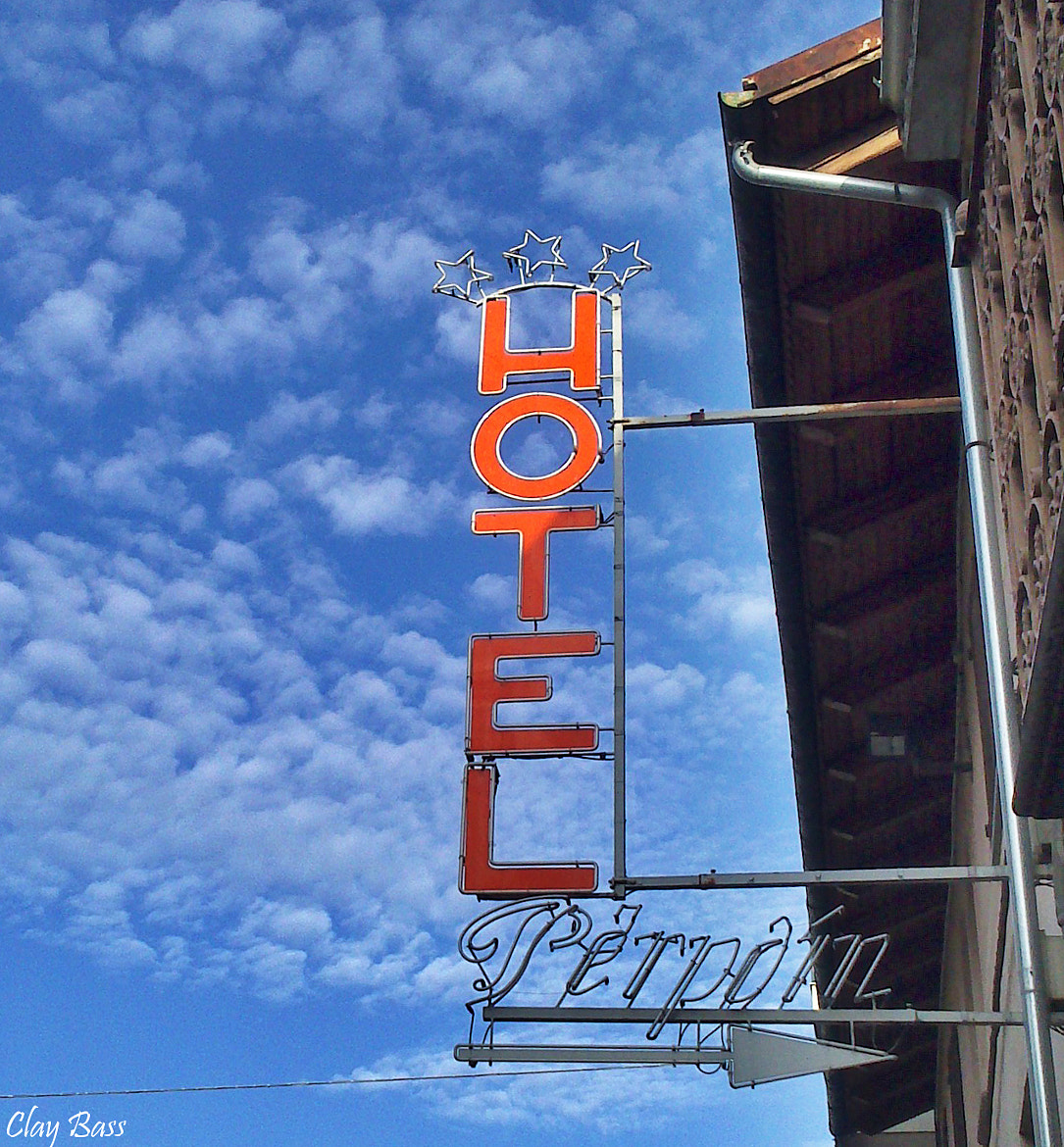 Photograph hotel by Clay Bass on 500px