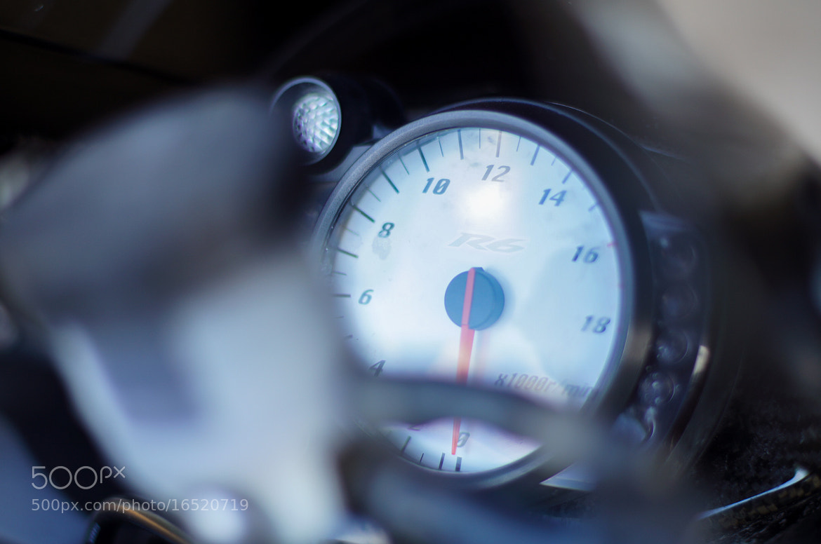 Photograph Yamaha R6 by Micah & Chelsea ! on 500px