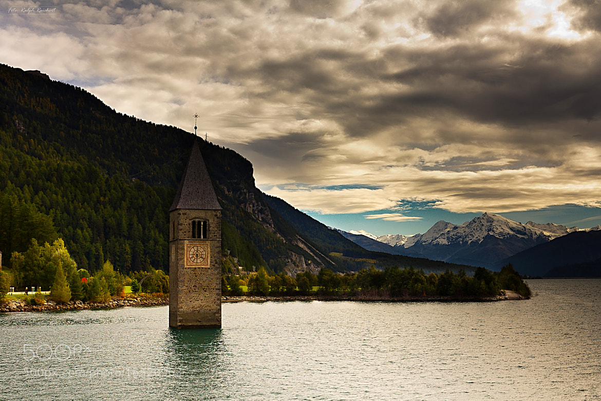 Photograph The sunken church by Ralph Reichert on 500px