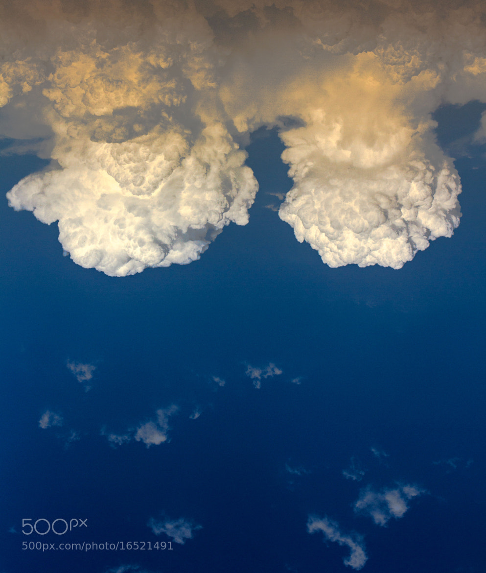 Photograph Dripping Clouds by Roy Rozanski on 500px
