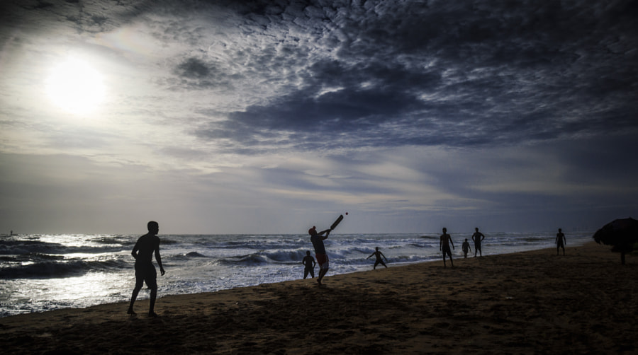 Beach Cricket by Son of the Morning Light on 500px.com