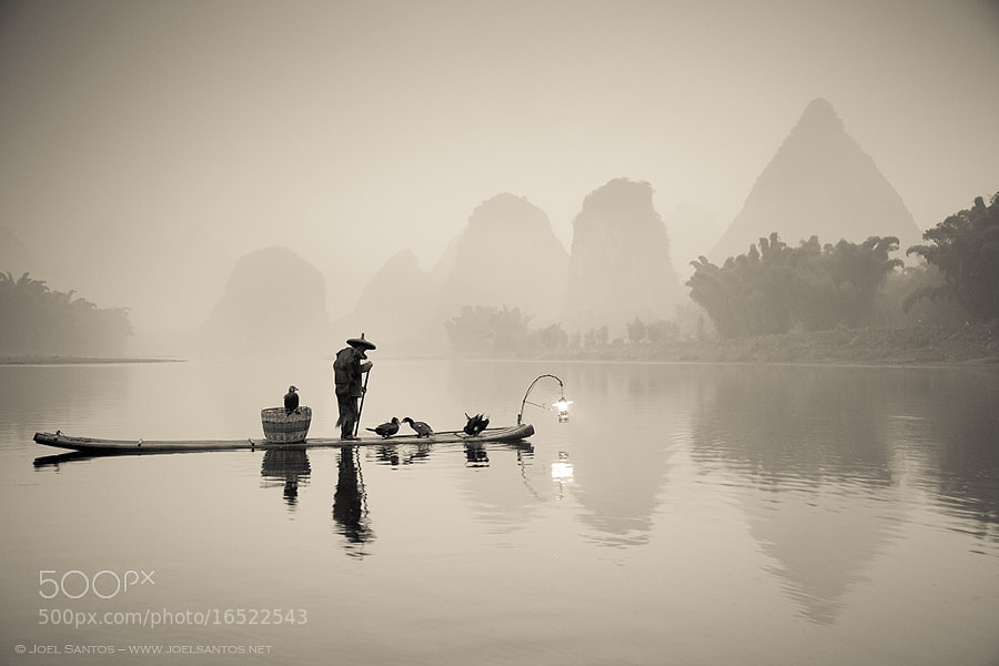 Fisherman Wanderer - Capturing the Light - Ultimate Tips and Examples