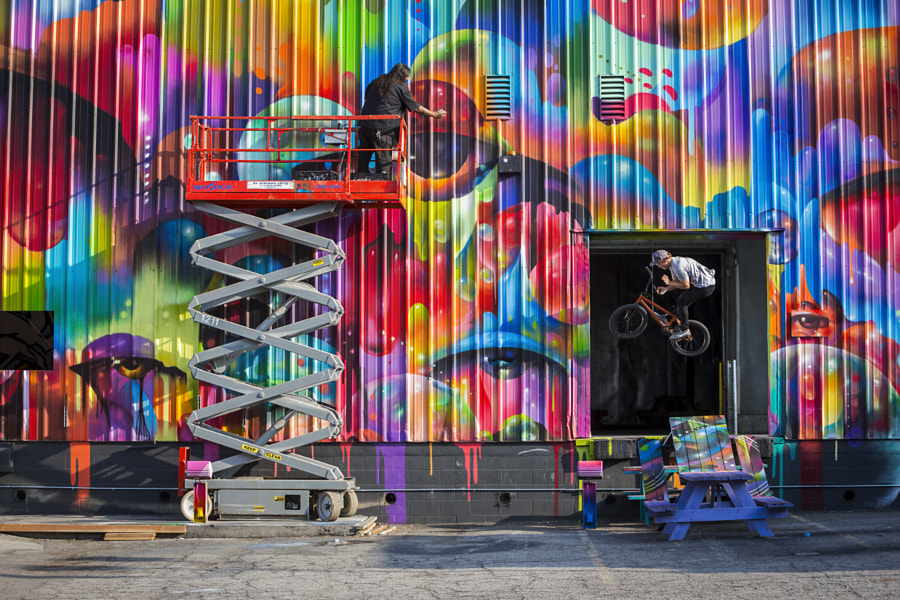 Colorful playground by Red Bull Photography on 500px.com