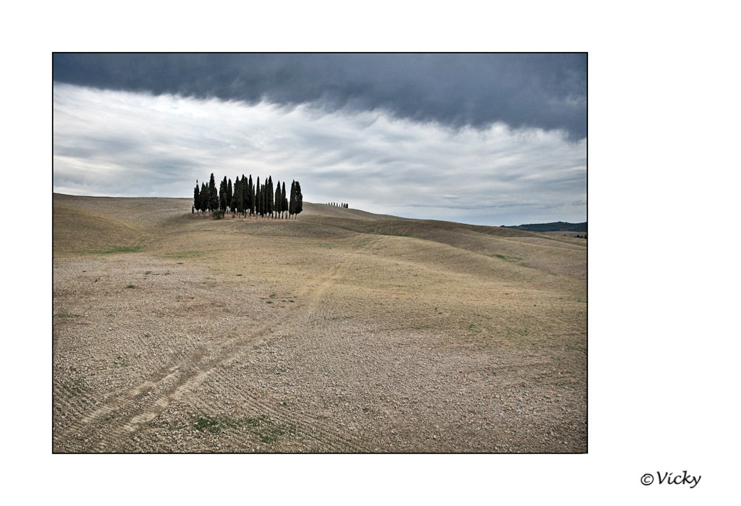 Photograph bad weather in Tuscany by Vicky Dens on 500px