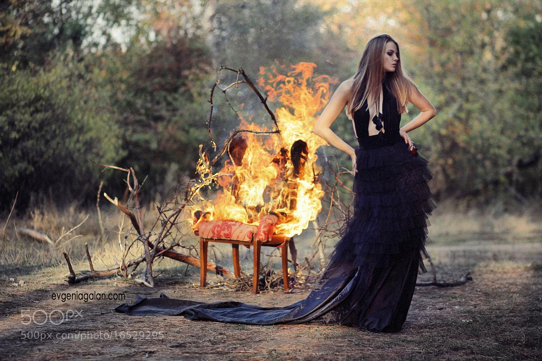 Photograph Nastya by Evgenia Galan on 500px