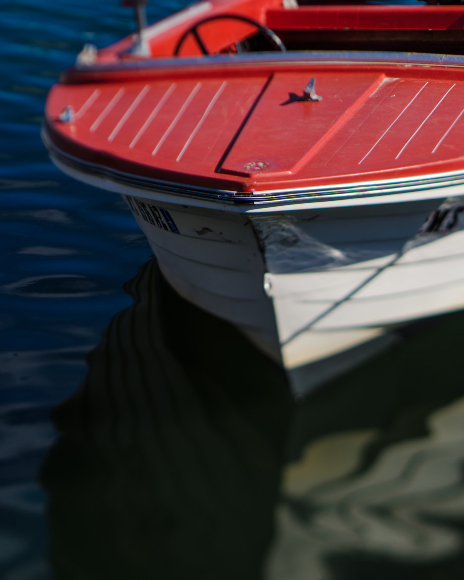 Photograph A Regular Motor Boat by Jeffrey Bombardier on 500px