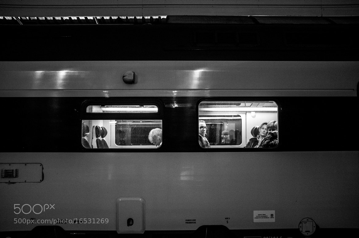 Photograph Train windows by Emanuele  Toscano on 500px