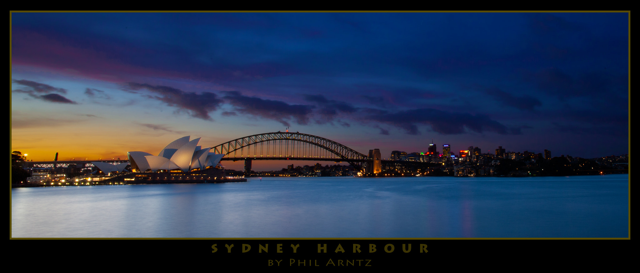 Photograph Sydney Harbour by Phil Arntz on 500px