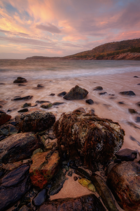 Photograph Morning at Sand Beach by Vincent James on 500px