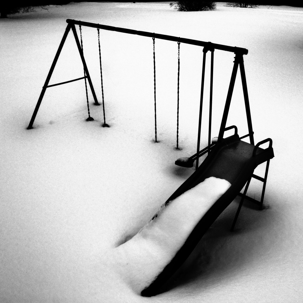 Photograph Snow Day by Dana Prost on 500px