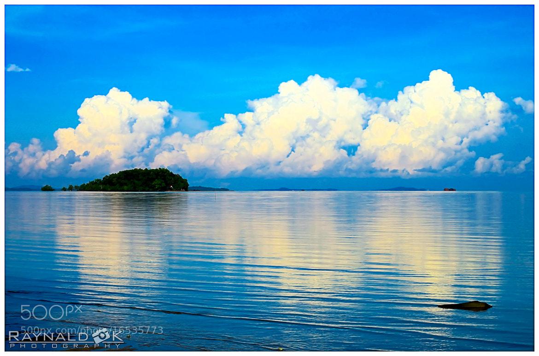 Photograph Cloud Reflections by Raynald Kartawan on 500px