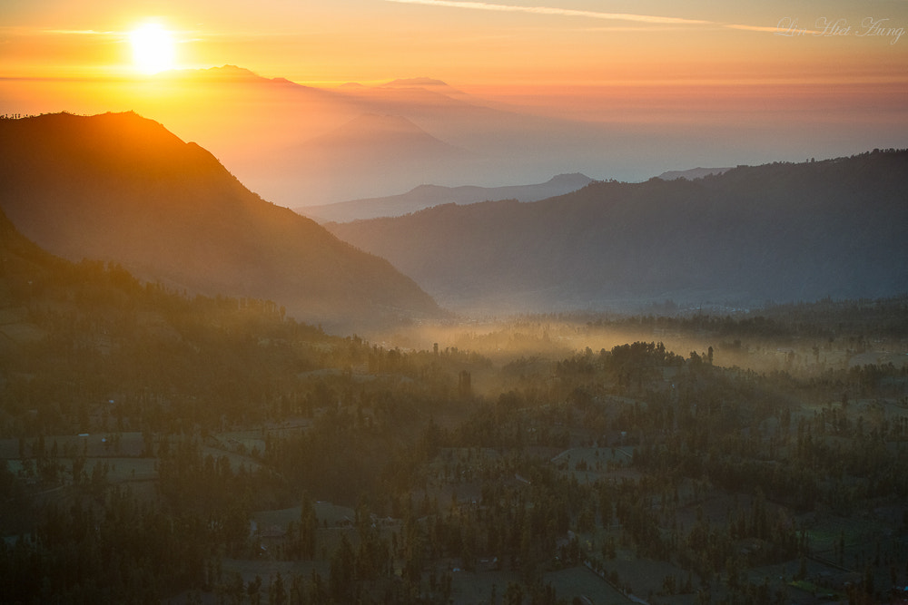 Photograph ::: The First Light ::: by Lin Htet Aung on 500px